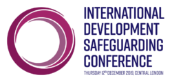 Protect speak at International Development Safeguarding Conference – December 12